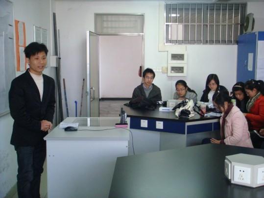 总结过去 把握现在 计划未来 化学教学与资源研究所举行学